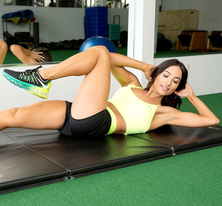 Get a Complete Ab Burn With This Quick Core Workout