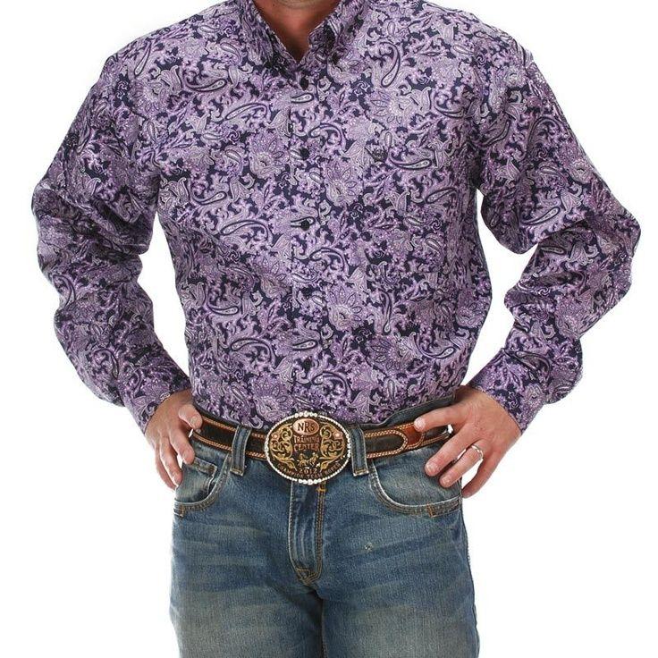 Cinch Mens Shirts