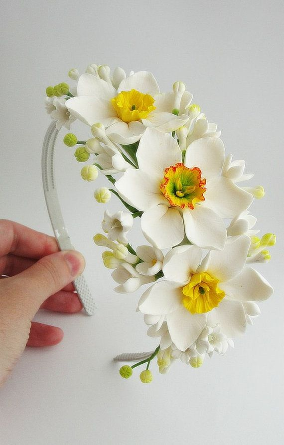 Headband Spring dream от FlowerFromEugene на Etsy