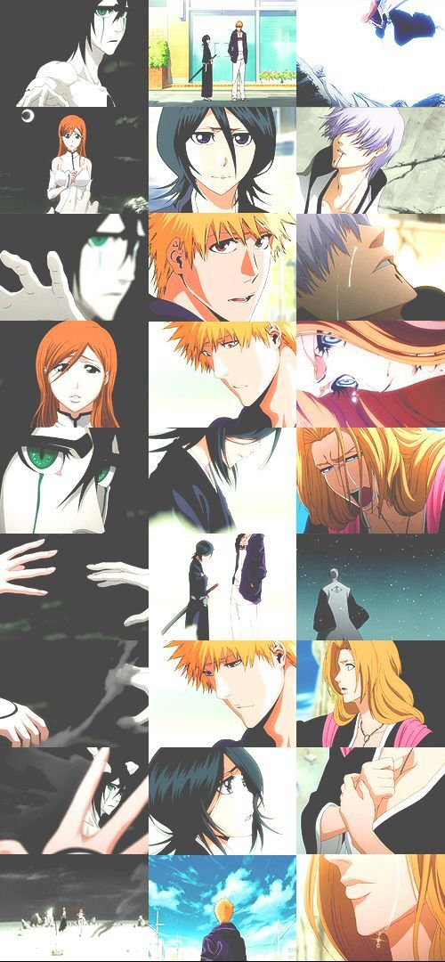Bleach: The first arc is epic. Awesome characters, amazing soundtrack and epic story. After the first arc it gets pretty crappy though and is full of annoying, boring fillers. I recommend watching the first arc, then dropping it.