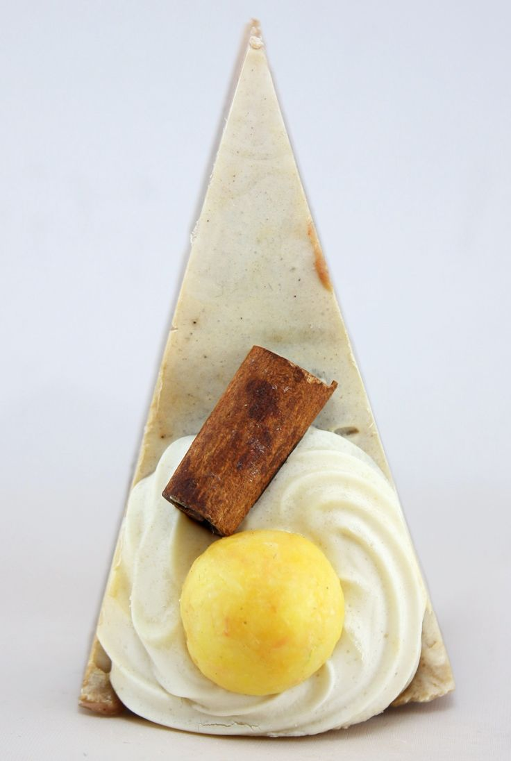 Skořicový dortík #mydlo #mircinamydla #skorice