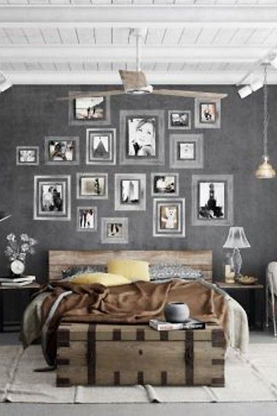 Trendy masculine Industrial looking bedroom designs from http://bobvila.tid.al/...
