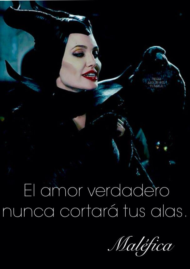 El amor verdadero nunca cortara tus alas.