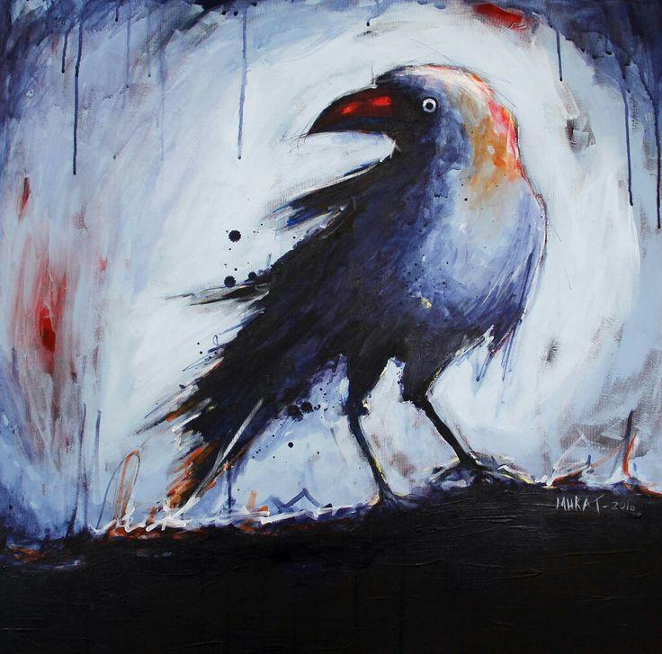 murat oğuz - acrylic, art, tuval üzerine akrilik boya resim