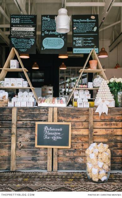 Amazing shop layout design! Photographer: Christine Meintjes Photography |