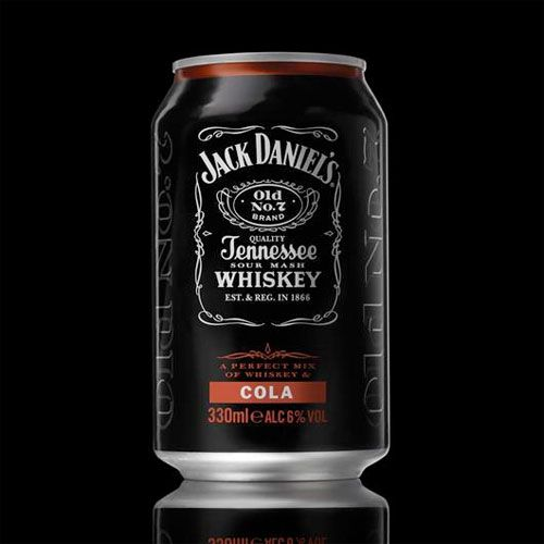 jack daniel cola - want to try one!