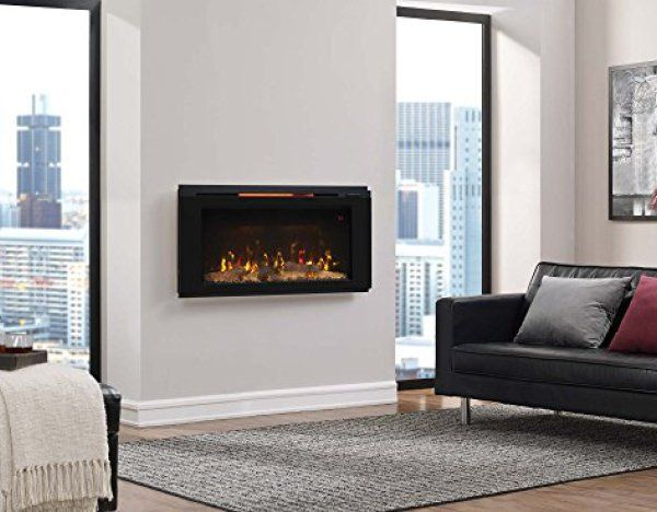 Best Wall Mount Electric Fireplace 2018 Classic Flame 36hf320fgt