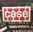 """VINTAGE CASE IH DEALER TRACTOR FARM MACHINERY 36"""" METAL GAS OIL BARN SIGN RARE!!  Price 212.5 USD 21 Bids. End Time: 2017-03-23 00:35:41 PDT"""