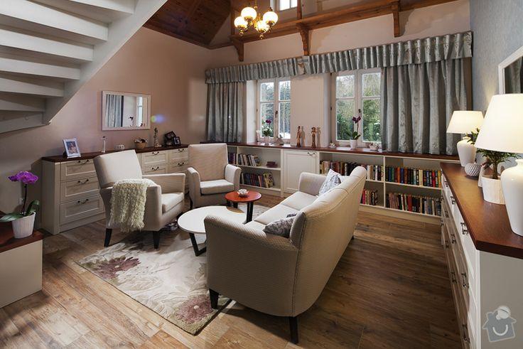 Návrh a rekonstrukce interiéru venkovského stavení - návrh interiéru - hodnocení | NejŘemeslníci