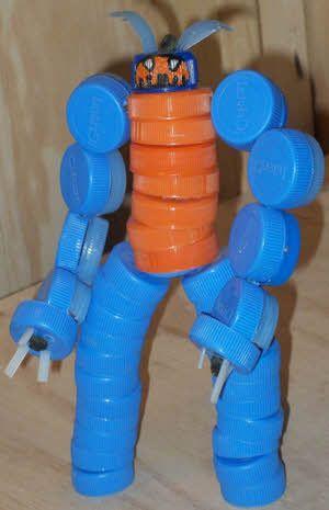 поделки из пластмассовых бутылок