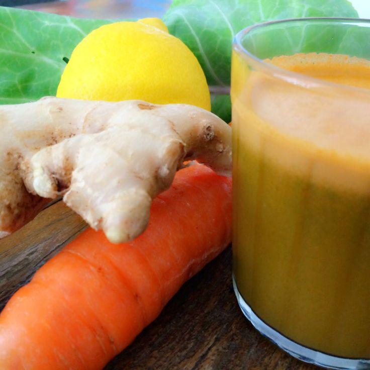Jantinha de Hoje | Suco Queimador de Gorduras