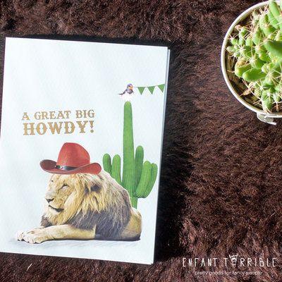 Writing Set Enfant Terrible | Howdy