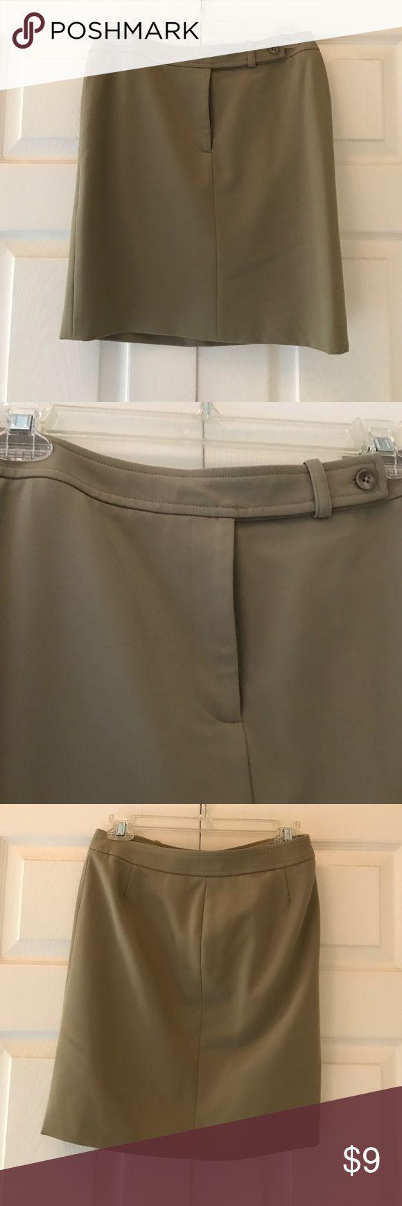 Short Pencil Skirt