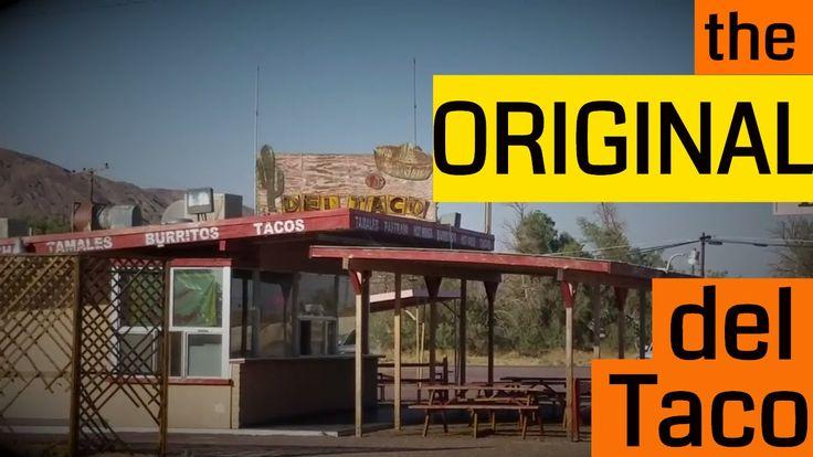 The ORIGINAL Del Taco!