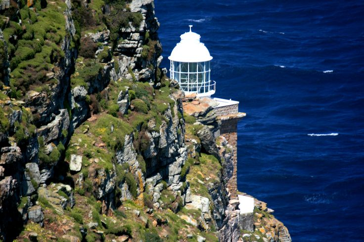 Stunning photo of the Cape Point lighthouse. #CapePoint #EpicEnabled