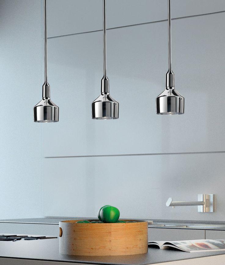 Top 10: Arik Levy's feeling for design | Beamer Lamp, Leucos, 2013 |