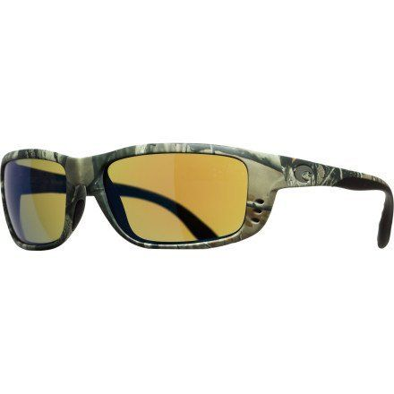 fdfe0a7f821 Costa Del Mar Zane Realtree Polarized Sunglasses - Costa 580 Glass Lens AP  Camo Silver