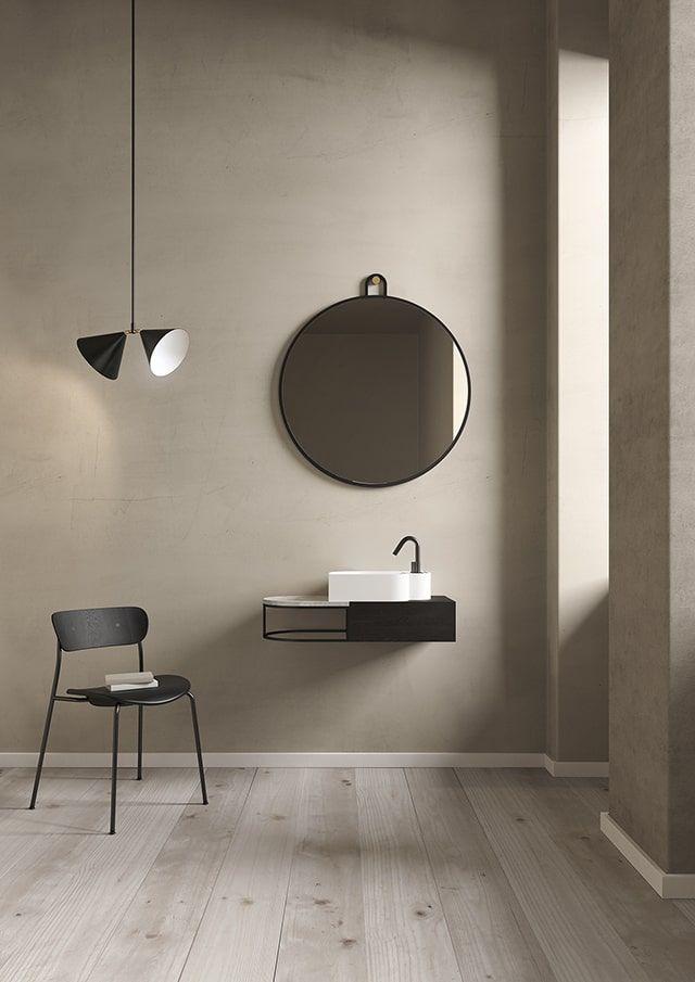 Meuble Lavabo Design Italien Nouveau D Ex T En 2020 Lavabo Design Salle De Bain Minimaliste Salle De Bain Design