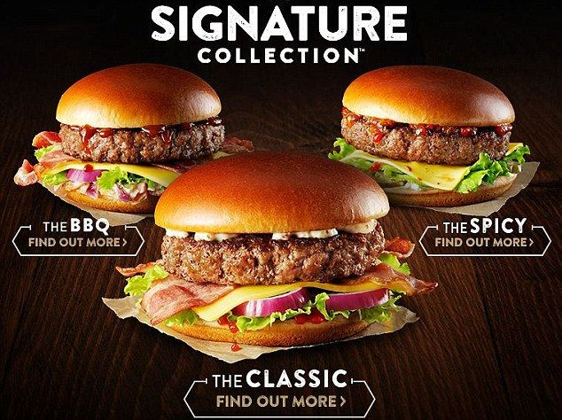 McDonald's launches Michelin chef-approved 'thicker' burgers in the UK