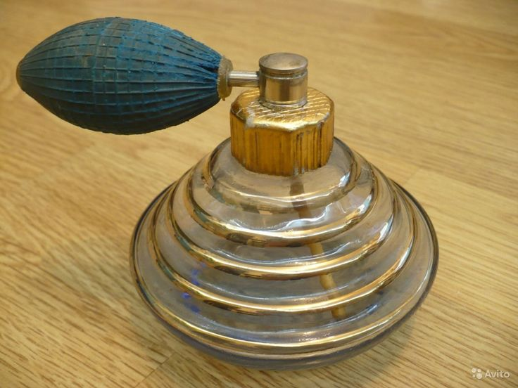 Пульверизатор (опрыскиватель) парфюма винтаж — фотография №1