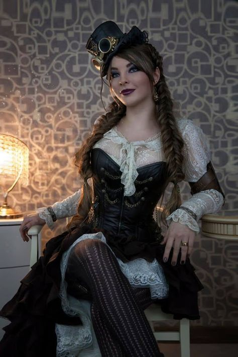 Model: Olenka Krylova
