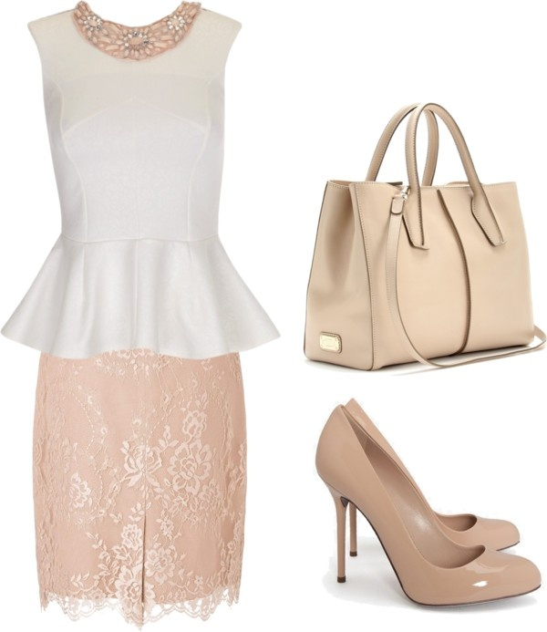 """""""Peachy Peach"""" by chachaaaw on Polyvore"""