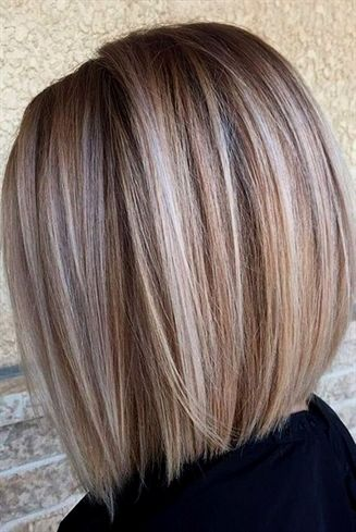 Trending Stacked Bob Hairstyles For Women 2018 2019 42 – 101outfit.com #BobHairs…