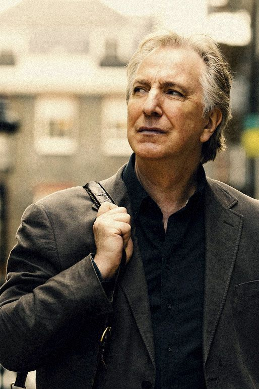 Song of Lunch - Alan Rickman