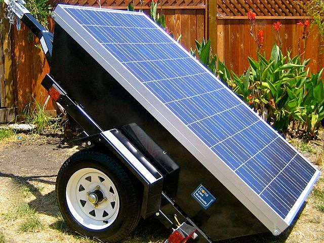 How to Make a Portable Solar Generator | DIY | Design we Need