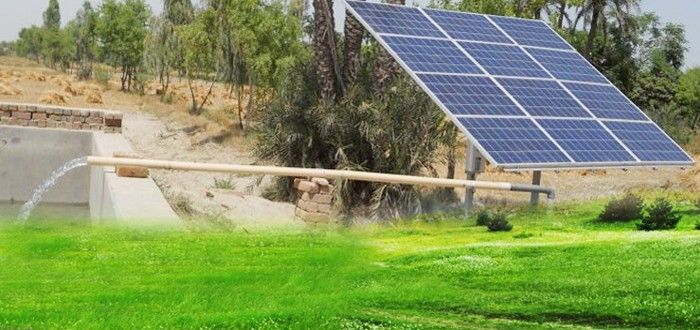 1hp Solar Water Pump In 2020 Solar Solar Water Pump Solar Water