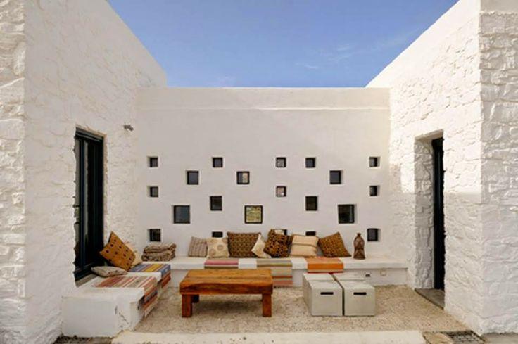 Various Mediterranean - Greek Interiors