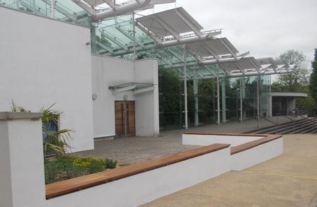 Glasshouse, Jephson Gardens