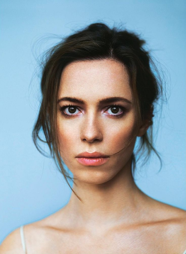 British actress Rebecca Hall--exactly how I imagine Anna Langford.