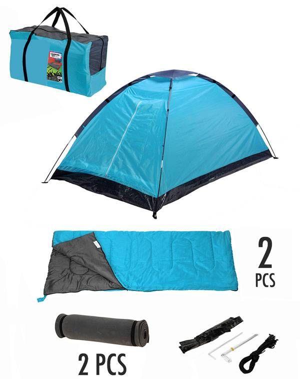 5 Delige campingset
