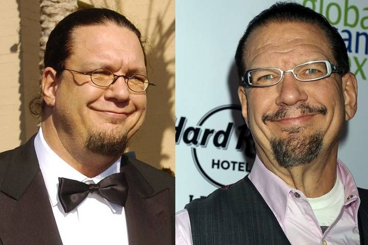 Penn Jillette, one half of illusionist duo Penn & Teller, credits potatoes, not magic for losing about a third of his body weight in a very short…