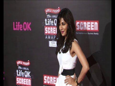 Chitrangada Singh | Red Carpet of LIFE OK SCREEN AWARDS 2014.