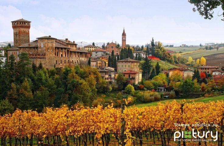 Il castello di Levizzano, S. Venturi