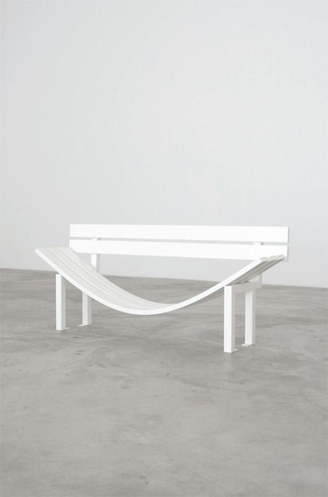 Social Bench #5 | Jeppe Hein