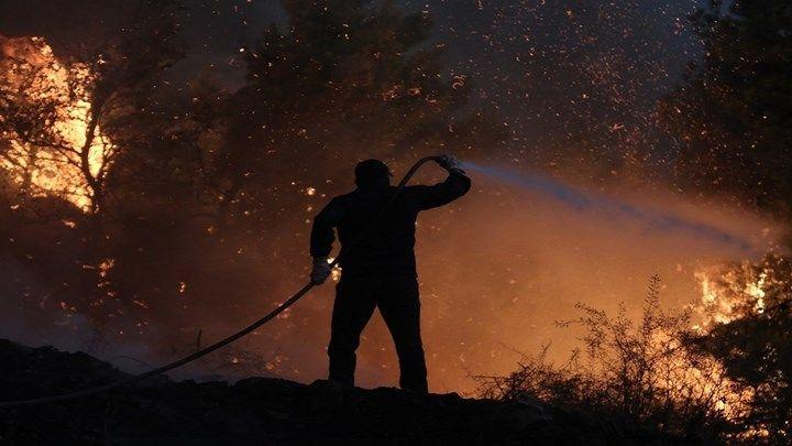 Ζάκυνθος: Νέα πυρκαγιά ξέσπασε στο Κορίθι