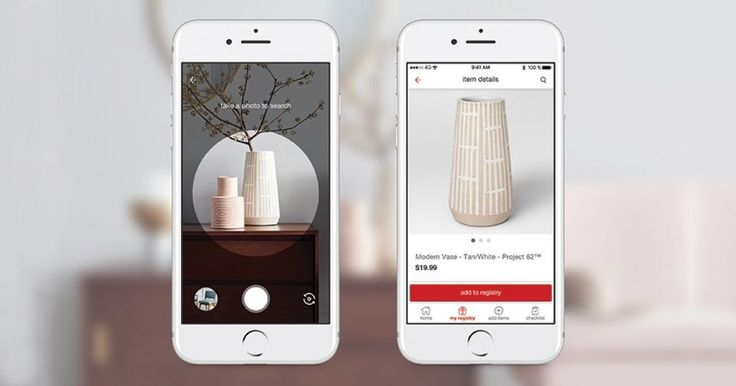 Here's hoping you find something worth pinning with Target's new Pinterest-powered visual search.