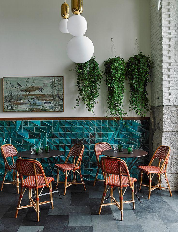 El Italiano, el nuevo restaurante de Carlos Zamora. Pasta Cántabra