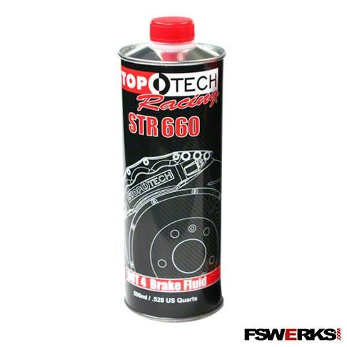 StopTech STR-660 Ultra Performance Race Brake Fluid