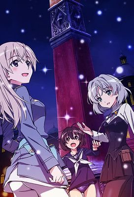Brave Witches Anime's Unaired Episode Promo Previews Joint Mission With Strike Witches