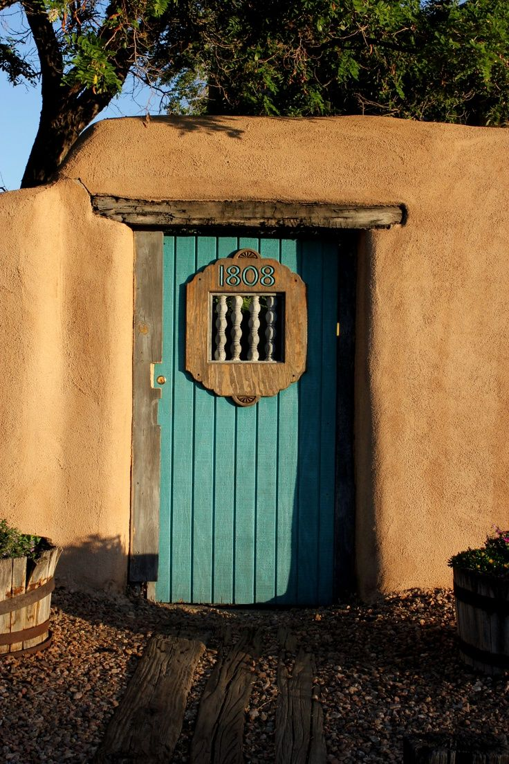 Best images about doors of new mexico on pinterest