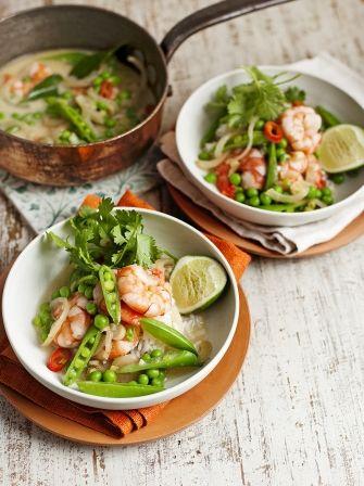 Prawn & coconut curry   Jamie Oliver