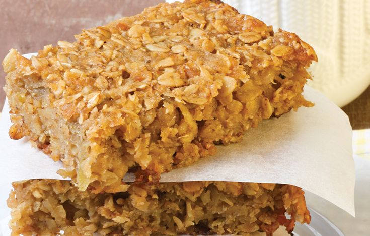 Bootcamp flapjack - energy-packed to keep your strength up! Follow link for full recipe from appetite, North East England's dedicated food & drink publication.