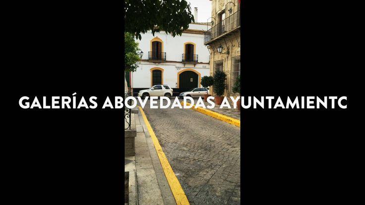 Galerías Abovedadas Ayuntamiento on Vimeo