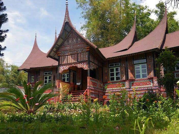 Rumah gadang minang