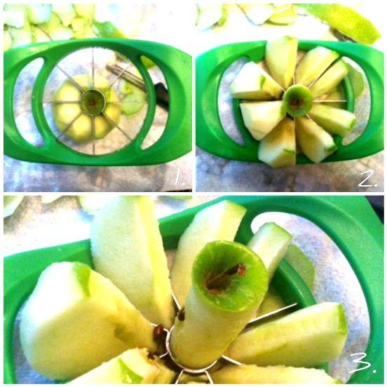Handy apple divider: Nifty Handy Us, Apples Dividers, Handy Apples