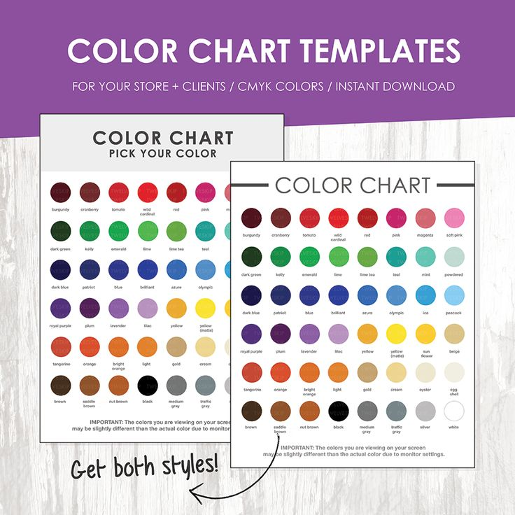 48 best Ui - Ux images on Pinterest Graphic design trends - color chart template